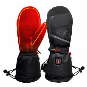 ActionHeat 5V 锂电池可充电加热手套,温度可调节,立减$50@The Warming Store