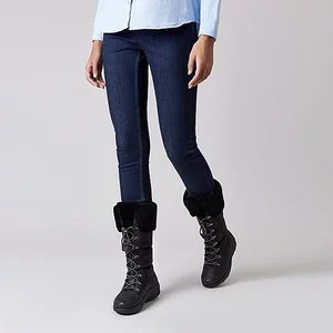 HARRIET Shearling High Snow Boots