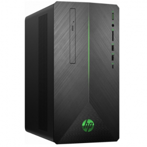 Best Buy官网 HP Pavilion Gaming 台式机 (Ryzen 5 2400G, RX580, 8GB, 128GB+1TB)热卖 立减$230