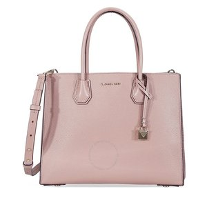 MICHAEL KORS Whitney Small Pebbled Leather Tote - Fawn
