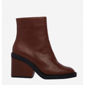 ROBERT CLERGERIE BABE Mid Heel Ankle Boots
