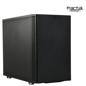 $48.99 for Fractal Design Define Nano S Black Silent Mini ITX Mini Tower Computer Case @ Newegg