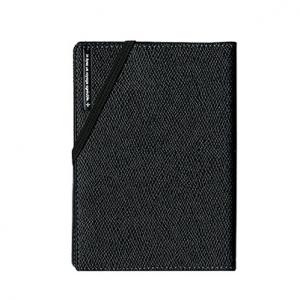 スキミングブロックパスポートケース皮革調|パスポートカバー|スキミング防止|旅行用品