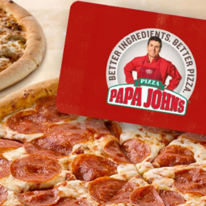 FREE Sprint Customers: Papa John's Large 1-Topping Pizza Shop Now Last Update