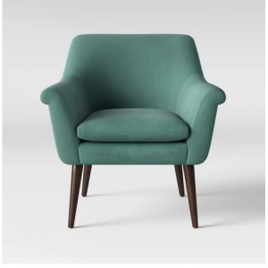 Rodovre Arm Chair Velvet Caribbean - Project 62