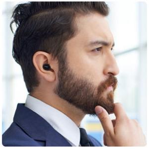 FOCUSPOWER F10 Mini Bluetooth Earbud @ Amazon