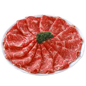 $199.99 A5 Wagyu Striploin Shabu Shabu slices, 2 lbs. @ Costco