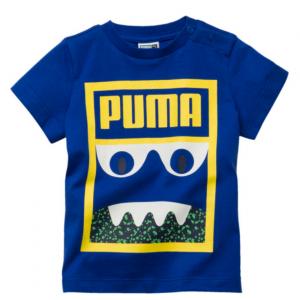 PUMA Monster Tee 儿童短T