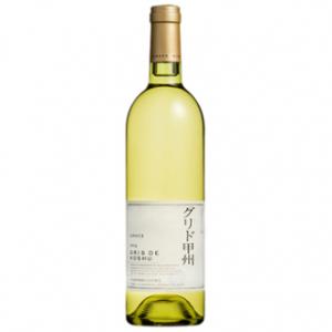【日本ワインコンクール2018金賞受賞!】2017 グリド甲州 ◎/ グレイスワイン