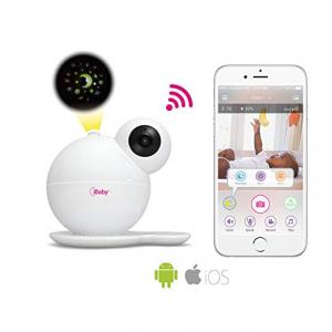 28% off iBaby WiFi M7 Baby Monitor 1080P Wireless Video Camera @ Amazon