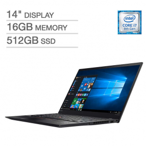 $150 off Lenovo ThinkPad X1 Carbon Business Laptop - Intel Core i7 - 1080p @ Costco