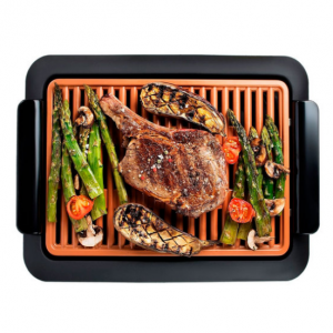 Gotham Steel Smokeless Portable Nonstick Electric Grill