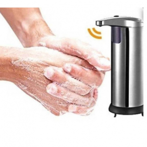 Motion-Activated Soap Dispenser by Two Elephants