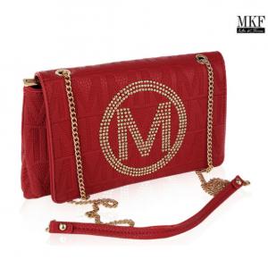MKF Collection Oksana M Signature Cross-Body Bag - Assorted Colors
