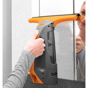 Big Boss Easy-Grip Squeegee Window Vacuum