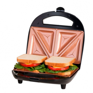 Gotham Steel Nonstick Indoor Electric Sandwich & Panini Grill