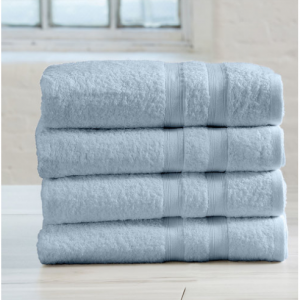 2- to 5-Pack: Emelia Collection 100% Cotton Plush Luxury Bath Towels - Assorted Colors