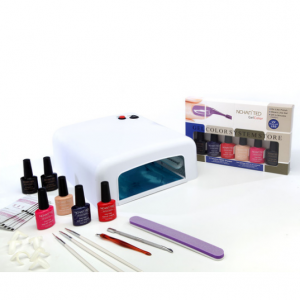 10-Piece Set: Nchan'ted Beauty Gel Polish - Assorted Colors Kit 6