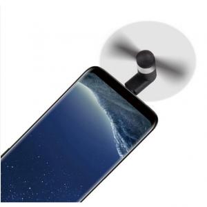 Mini Portable Fan for Apple® iPhone® & iPad® - Assorted Colors