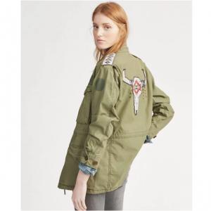 POLO RALPH LAUREN Steer-Head Military Jacket