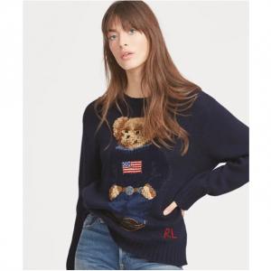 POLO RALPH LAUREN Polo Bear Cotton Sweater