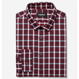 4 for $60 on selected Men's Shirts @ Express