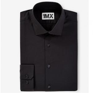 Slim Easy Care Point Collar 1mx Shirt