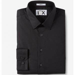Extra Slim Easy Care Dobby 1mx Shirt