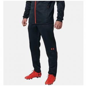 サッカー ウォームアップ UA FOOTBALL-CHALLENGER KNIT PANT JP メンズ BLK/RDR