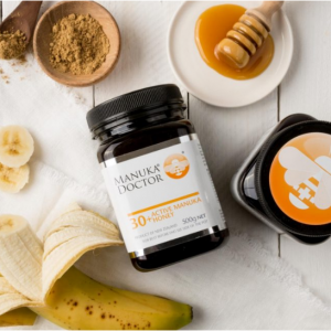 25% Off Manuka Doctor Honey + Extra 10% Off When You Buy 2 @ iHerb