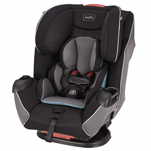 Up to 13% off Evenflo Platinum Symphony LX All-In-One Car Seat, Montgomery @ Amazon