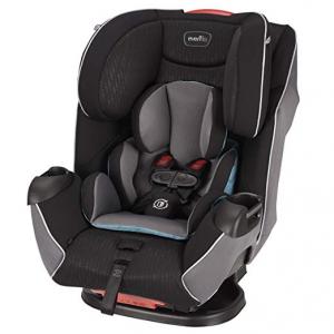 史低价!【Amazon】 Evenflo Platinum Symphony LX 儿童安全座椅仅售$124.79 (原价$199.99)