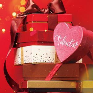 ★FANCL★抽選でバレンタインチョコレートも当てる!