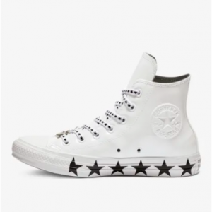 Converse x Miley Cyrus Chuck Taylor All Star Faux Patent High Top