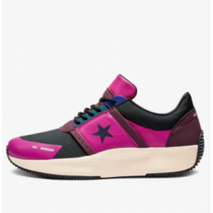 Converse Run Star Coated Utility Low Top