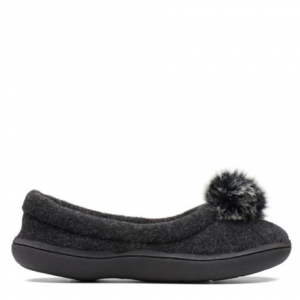 Fleece Charm Womens Slippers