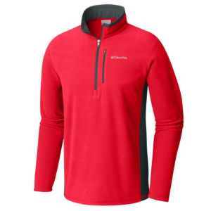 Men's Lost Peak Half Zip Fleece, 50% OFF @Columbia
