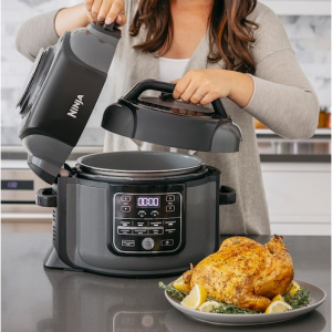 $174.99 Ninja Foodi Pressure Cooker OP302 + $30 Kohl's Cash for Kohl's Charge customer only@Kohls