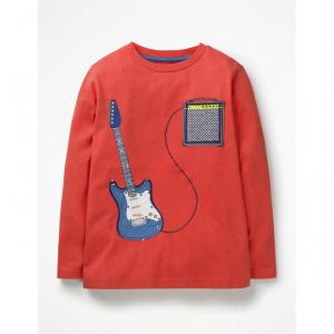 Music Appliqué T-shirt