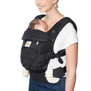 10% off Ergobaby Adapt Cool Air Mesh Breathable Ergonomic Multi-Position Baby Carrier @ Amazon
