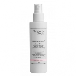 CHRISTOPHE ROBIN Instant Volume Mist with Rosewater