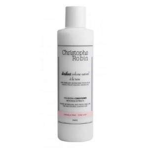 CHRISTOPHE ROBIN Volume Conditioner With Rose Extracts