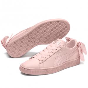 Women's Basket Bow Sneakers