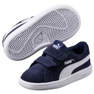 Smash V2 Suede Baby Sneakers