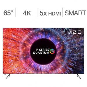 """$1499.99 for Vizio 65"""" Class (64.5"""" Diag.) 4K HDR LED LCD TV @ Costco"""