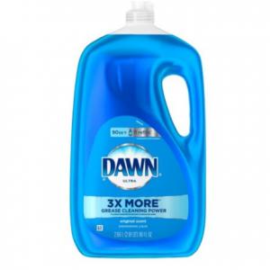 Dawn Ultra Concentrated Dish Detergent, Original Scent (90 oz. bottle)