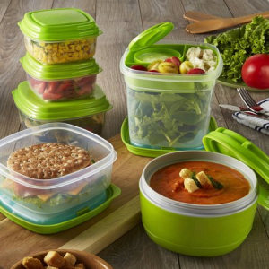 $8.65 off Fresh Selects Portion Container Set, 17-Piece @ Walmart