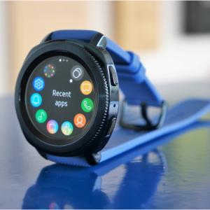 Samsung Gear Sport Fitness Watch @ Buydig