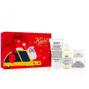 $43.50 ($81 Value) For Kiehl's 4-Pc. Greatest Hits Set @ Macy's