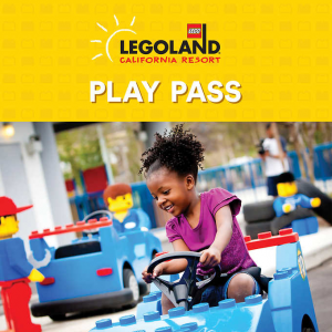 $15 off Legoland California Resort PlayPass @ Costco